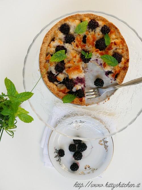 torta macaron more e cocco (Juls Version)