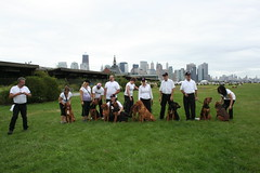 IMG_3141 (Michael J. Belgie Sr.) Tags: libertystatepark 91111 southernpridebloodhounds 91111k9heroes