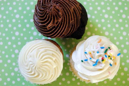Ava's Cupcakes - Aerial