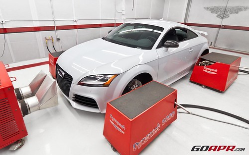 APR TT RS on the Dyno