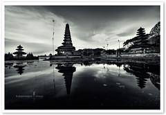 Bali - Pura Ulun Danu Bratan Water Temple (TOONMAN_blchin) Tags: bali wow1 wow2 toonman mygearandme ringexcellence puraulundanubratanwatertemple
