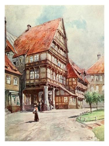 018-Hildesheim-Germany-1912- Edward y Theodore Compton ilustradores