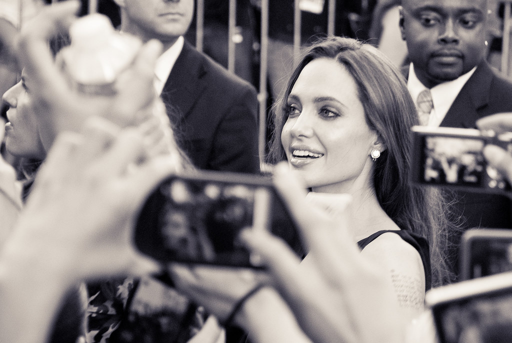 "Angelina Jolie @ the premiere of ""MoneyBall"""