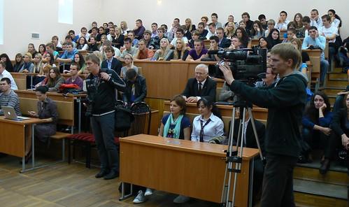 Визит Посла США в России Джона Байерли в Калининград ©  Генконсульство США в СПб