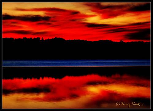 Ruby Sky by Nancy Hawkins