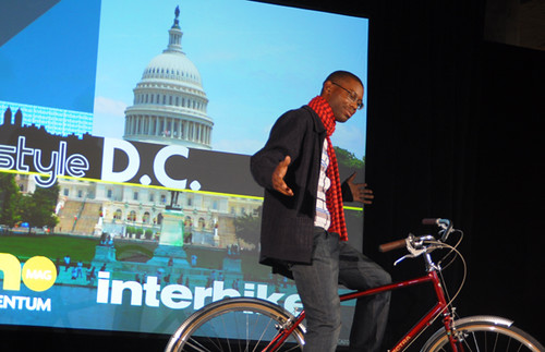 Interbike Fashion Show, Linus