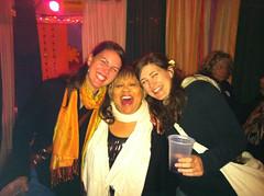 Heather, Mavis Staples, and Ruth