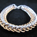 Chain Maille Braclet by Mallice in Wireland