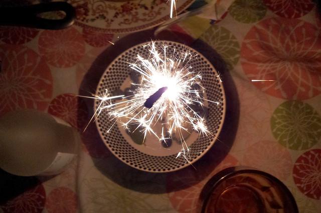 Dessert Sparkles