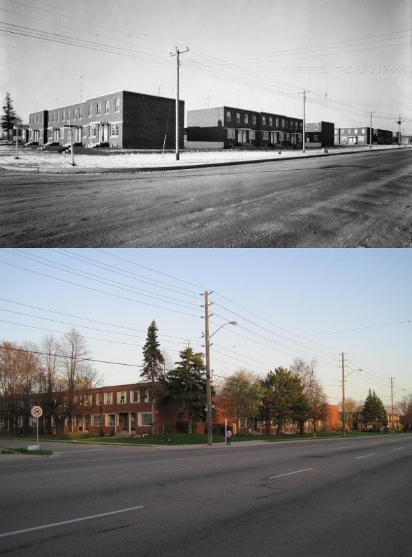 Scarborough Photographs Then And Now Urbantoronto
