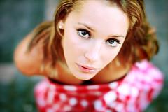 Pleeeeaaaaaaase (Bruno French Riviera) Tags: portrait france beautiful face french eyes francaise femme yeux belle vichy charlene visage joli sainttropez