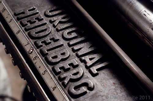 Matthew Reynolds printing presses 154