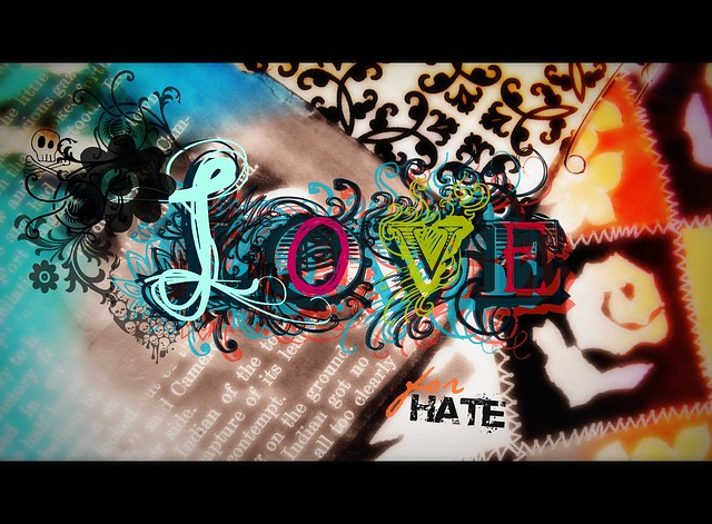 Love for hate
