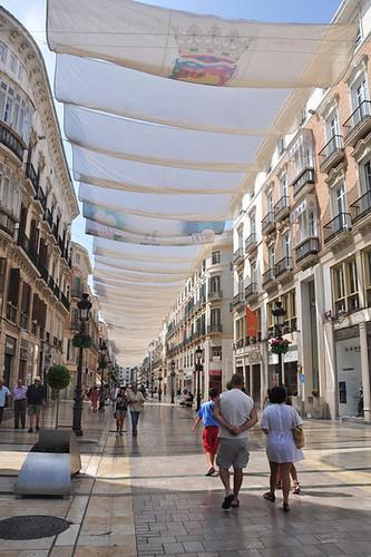 Malaga streets