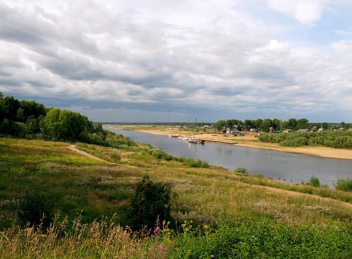 (217/365) River Sysola