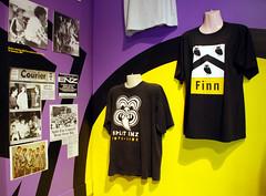 Finn Brothers Exhibit II (testpatern) Tags: new museum island tim brothers north neil zealand waikato te split finn aotearoa enz awamutu ikaamaui