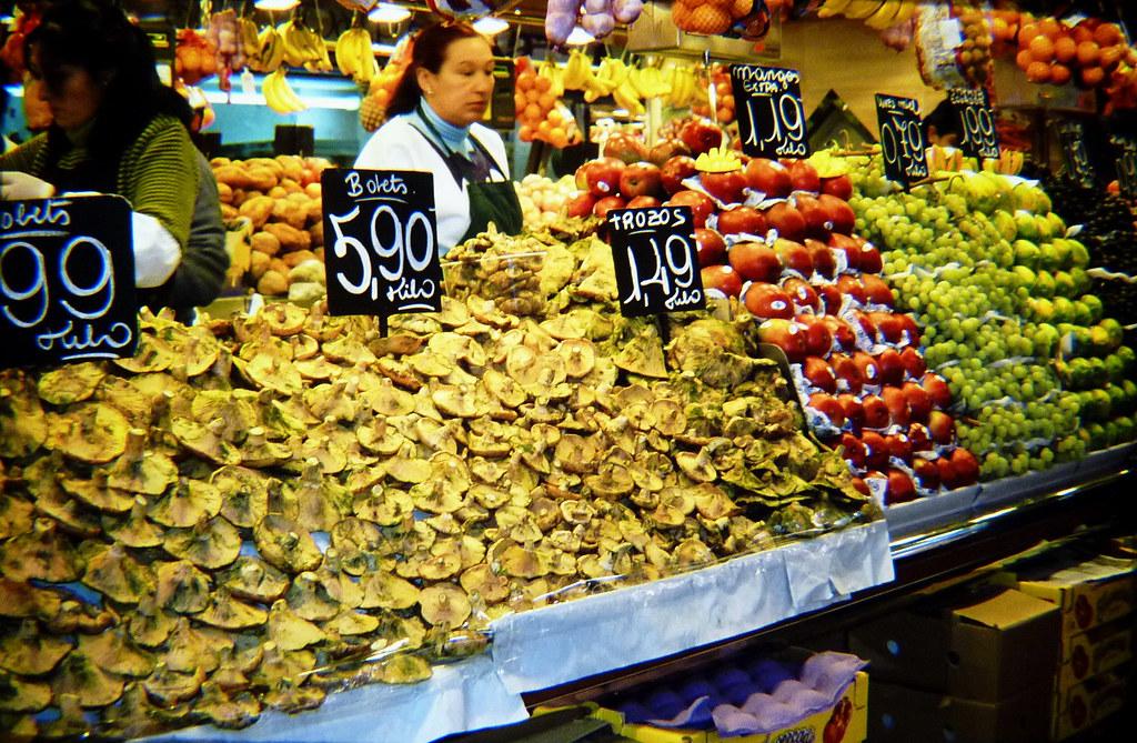 The world 39 s best photos of barcelona and fruteria flickr - Mercados de segunda mano barcelona ...