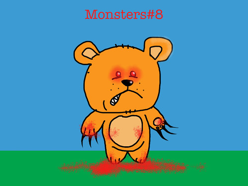 Monsters#8 by killercarrot