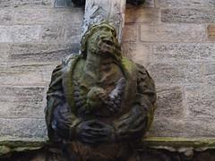 Stewart Palace Gargoyle (SPMac) Tags: castle scotland stirling palace gargoyle stewart