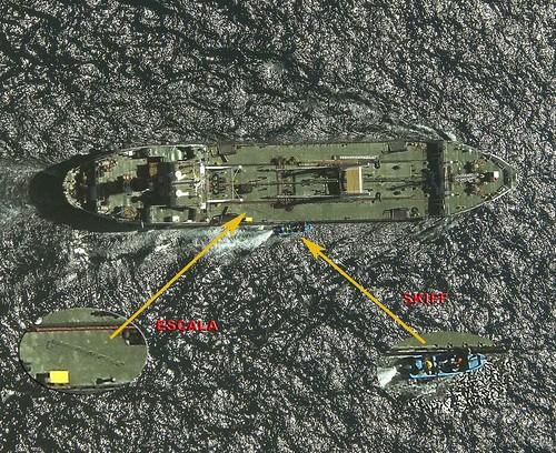Secuestro SEA PRINCESS II