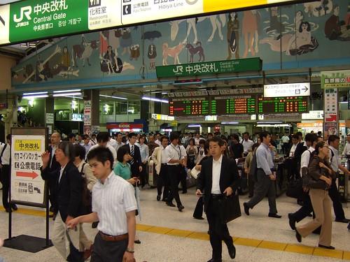 0458 - 11.07.2007 - Estación Ueno