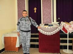 """Von der Polizei bewachte Kirche • <a style=""""font-size:0.8em;"""" href=""""http://www.flickr.com/photos/65713616@N03/6034565959/"""" target=""""_blank"""">View on Flickr</a>"""