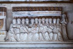 Chiesa di San Francesco, Pisa (jacqueline.poggi) Tags: italy sculpture church italia pisa chiesa tuscany toscana toscane glise italie sculptor autel pise pisano sculpteur architecturereligieuse tommasopisano