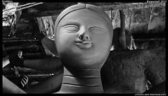 Devi on making (Anindya Roy Photography (catching up)) Tags: india heritage festival canon culture kolkata durgapuja westbengal kumartuli