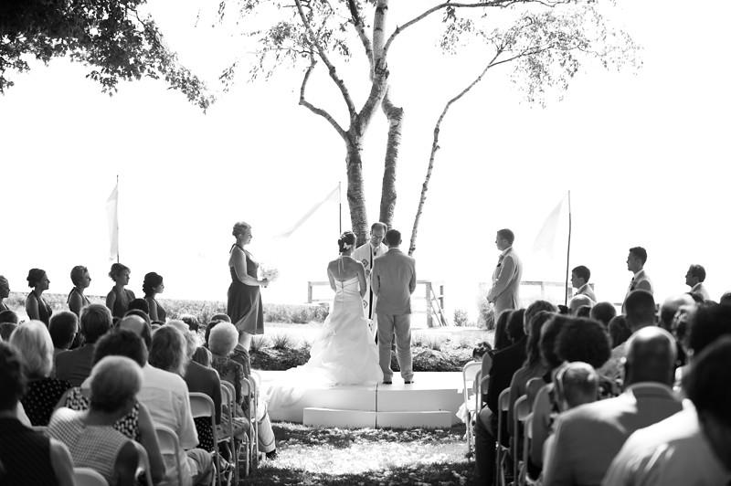 Kaite ad Pete wedding