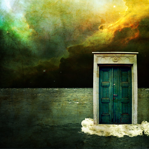 Dream Door by Queen Be-Lynne Larkin