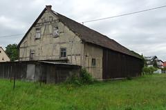 scheune-1090236 (stbeck) Tags: geotagged architektur ausflug wanderung wetterau 2011 langsdorf ssp0106 geo:lat=50495685 geo:lon=8857405