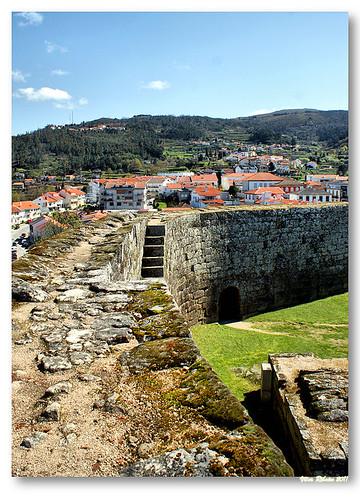 Muralha do castelo de Melgaço #3 by VRfoto