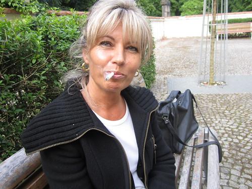 Smoking Vera 25