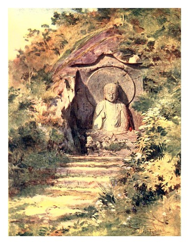 013- Rokudo-no-jizo-Japan & the Japanese 1910- Walter Tyndale