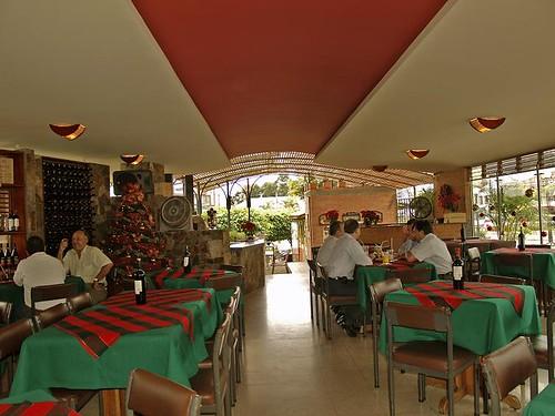 Restaurante Armenia La Fogata