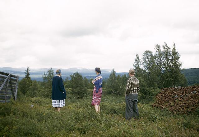 Kjølingefjell mountain, Sogn og Fjordane, Norway