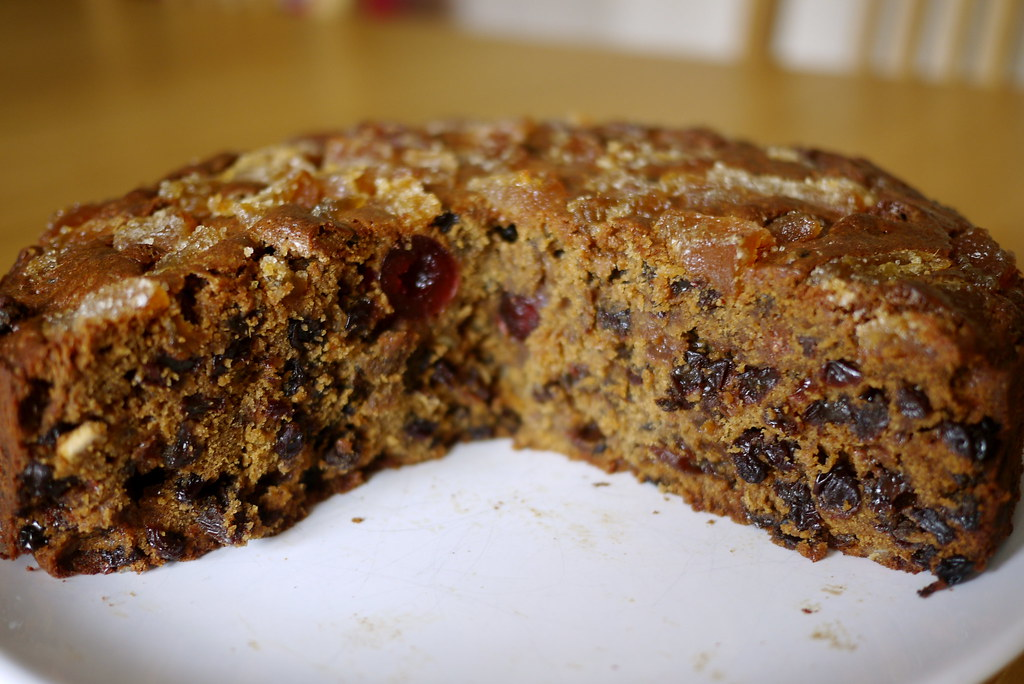 What Fruit Goes With Ginger Cake