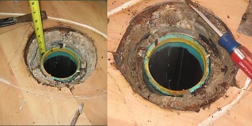 Toliet repair hole 01