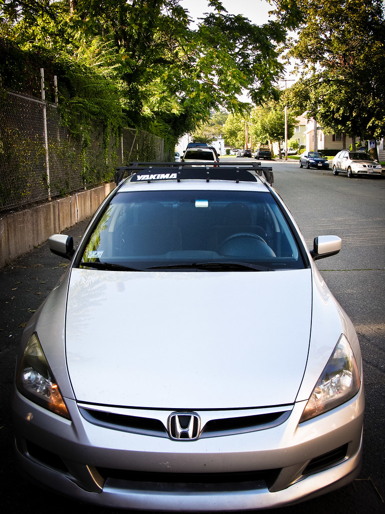 Yakima Roof Rack Drive Accord Honda Forums