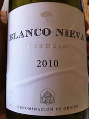 2010 Blanco Nieva Verdejo