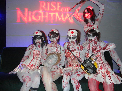 Rise of Nightmares Preview Event - San Francisco