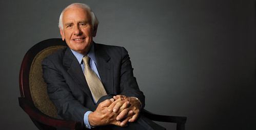 the Late, Great, Jim Rohn