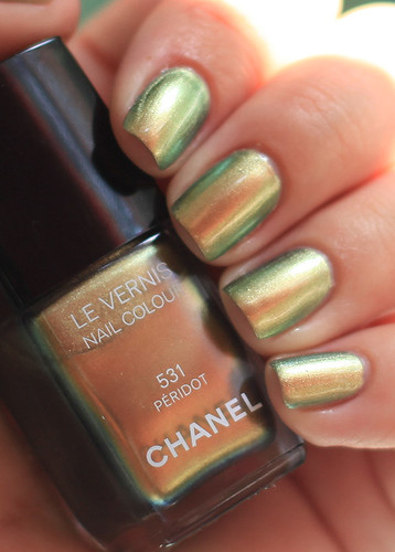 Chanel Peridot Chanel Peridot_7