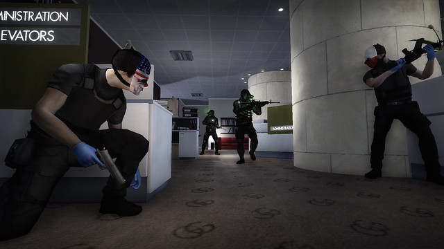 PAYDAY: The Heist 4