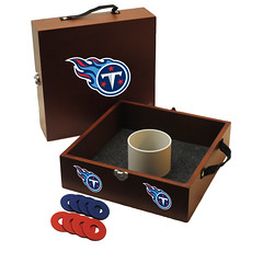 Tennessee Titans Washers Toss Game