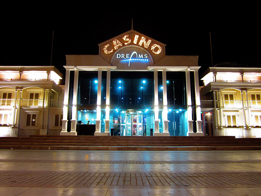 casino dreams iquique shows