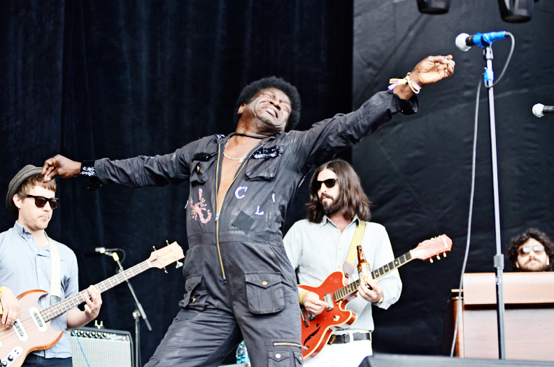 Charles Bradley at Outside Lands Day 3