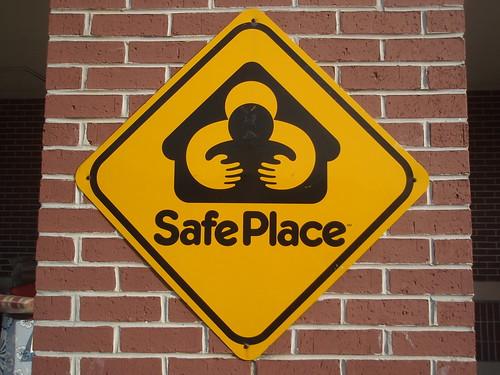 safe place?