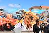 Billede 063 (Paradiso's) Tags: art wall copenhagen graffiti market kunst flea paradiso københavn muur kunstwerk vlooienmarkt plads rommelmarkt valby loppemarked væg artinthemaking kunstevent toftegårds kulturhusvalby
