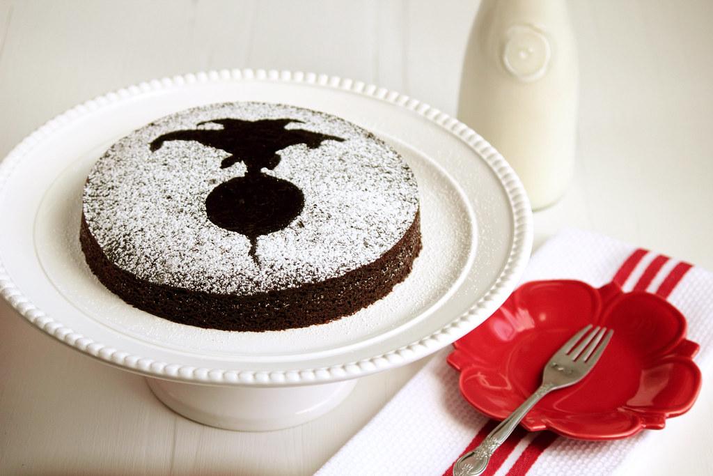 Chocolate Beet Cake